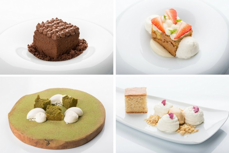 ¡Discover our delicious desserts!