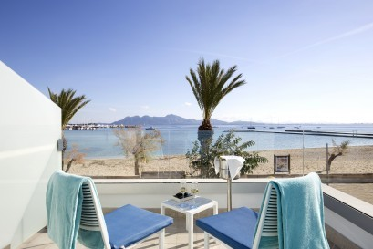 ¡La Goleta Hotel de Mar te invita a una cena y una estancia!