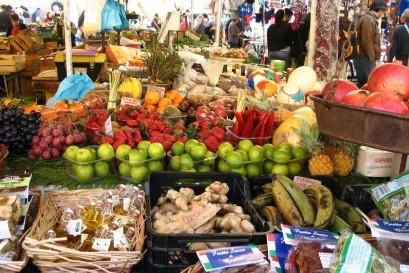 El Mercado de Pollença y de Puerto Pollença