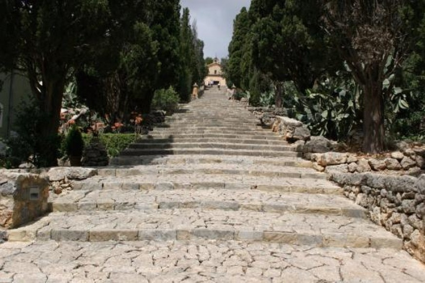Descubriendo Mallorca: El Calvari de Pollensa